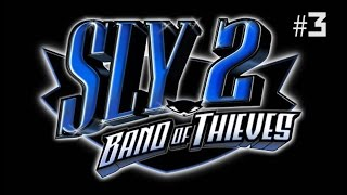 Twitch Livestream | Sly 2: Band of Thieves Part 3 [PS2/PS3]