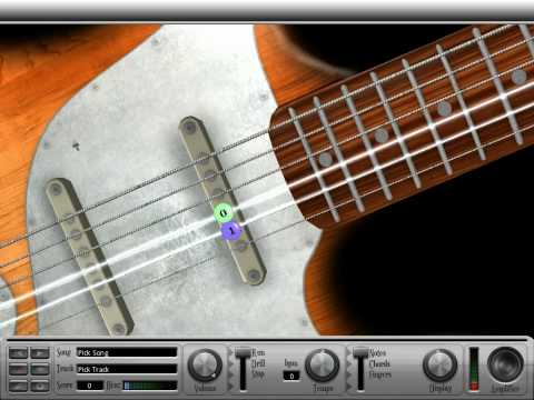 OFFBEAT Engine - Guitar Recognition Test