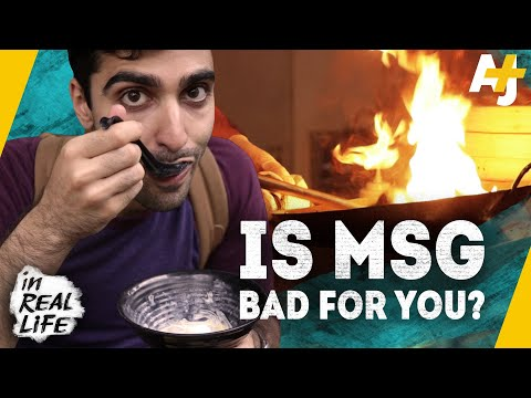 Why Do People Freak Out About MSG in Chinese Food? | AJ+