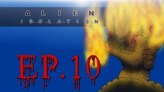 Delirious Plays Alien: Isolation Ep. 10 (The Alien is mad!)