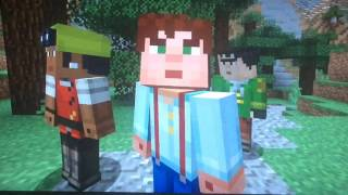 Minecraft story mode roleplay S1E1