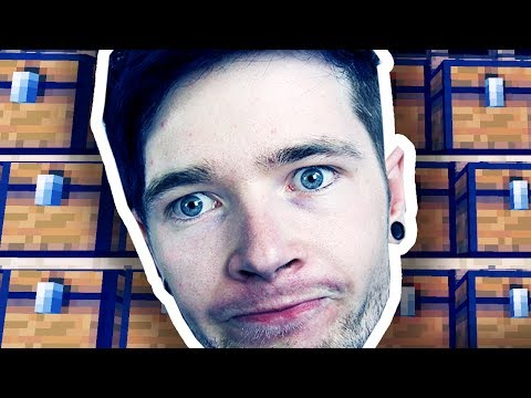 DANTDM AND THE 1000 CHESTS