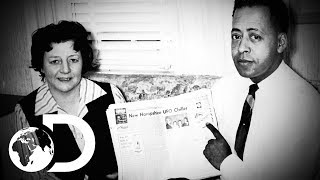 The Truth About Betty Hill's UFO Star Map | UFO:The Lost Evidence