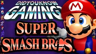 Super Smash Bros Melee - Did You Know Gaming? Feat. Gaming Historian