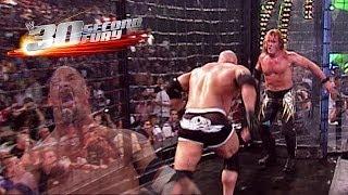 30 Second Fury - Goldberg Spears!