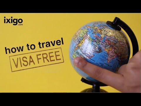 How to Travel Visa Free!