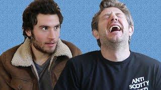 YOUTUBE REWIND: REACTING TO BRANDON'S BEST MOMENTS - (Jason Nash Vlogs)