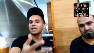 Sharif Zero Bercakap Mengenai Filem Lu Mafia Gua Gangster