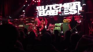 Butcher Babies - I Smell A Massacre (Live @ London Music hall 2015)