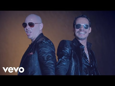 Pitbull Rain Over Me ft. Marc Anthony Official Video