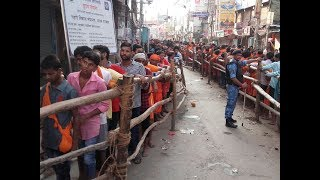 Devotees throng Kashi Vishwanath temple on 2nd Monday of