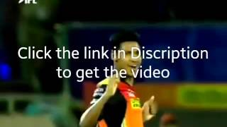 Mustafizur Rahman Take 3 wicked against Mumbi Indian || Mustafizur Rahman's match ( SRH V MI )