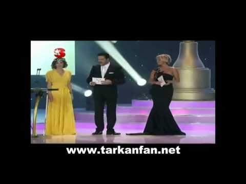 Tarkan 38. Altın Kelebek Müzik Ödülleri Tuğba Ekincinin Küçük Düşmesi