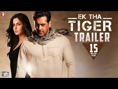 Ek Tha Tiger - Official Trailer | Salman Khan | Katrina Kaif