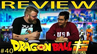 Dragon Ball Super [English Dub] REVIEW!! Episode 40