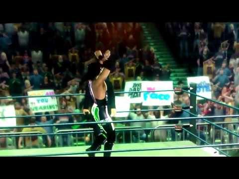 WWE'12 CAW X-Pac