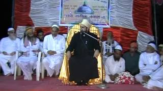 Bayan on Khwaja Garib Nawaz(R.A) By Sufisant Mahebubali Chishty Part- 1