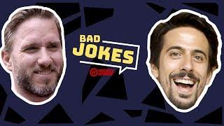 Bad Joke Telling   Formula E Drivers