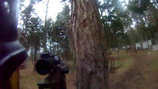 Lummelunda Paintball - Mellandagsspel - Assault - Danne POV - Spel 2 av 2
