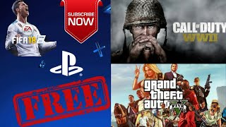 How to Download Ps4 Games for Free/May 2018