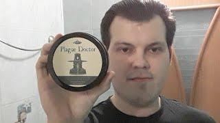 Бритье. RazoRock Plague Doctor set, Omega 10099, Maggard Slant razor, BIC chrome