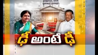 Tamil Nadu    Panneerselvam vs Sasikala    Idi Sangathi -1