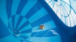 Weltweit größte Indoor-Wasserrutsche: Hof van Saksen - Bombo [NEU 2017]