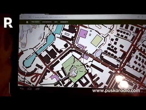 PuskaRadio; maastokartat ja merikortit selaimessa + kompassi!