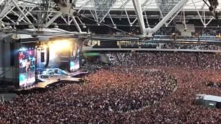 Guns N' Roses - Sweet Child O'Mine - London 16.6.2017