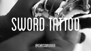 Big Sword Tattoo / @chrisxbrunner