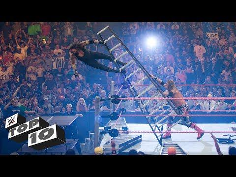 Xxx Mp4 Scariest Superstar Falls WWE Top 10 Oct 16 2017 3gp Sex
