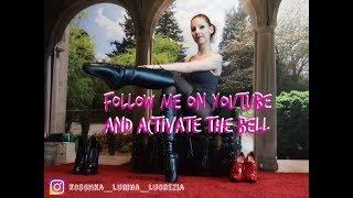 Lurina Lucrezia heelless balletboots spoiler