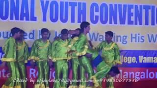 Kerala Region -  ICYM NYC 2017 Cultural Programme at Mangaluru