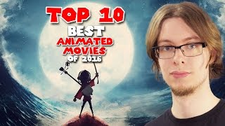 Top 10 Best Animated Movies of 2016