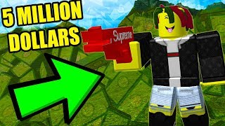 ROBLOX RAPPER SIMULATOR *RICHEST IN THE GAME*