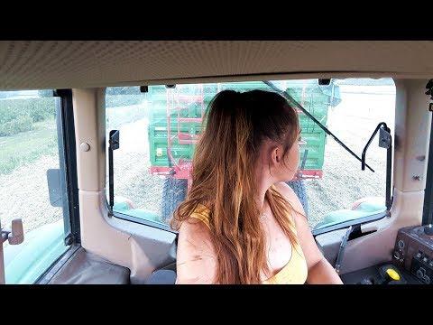 Xxx Mp4 Żniwa 2018 ☆Paulina Magda☆ 3x New Holland JD6920 3gp Sex