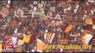Annuncio delle formazioni e Inno Roma Roma - Roma-Cagliari 2-1 del 09/05/2010