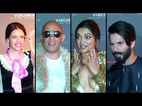 Xxx Mp4 XXx Return Of Xander Cage India Premiere Red Carpet Vin Diesel Deepika Padukone 3gp Sex