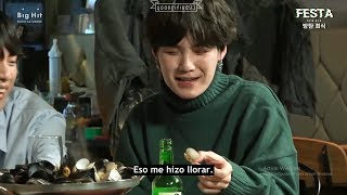[Sub español] BTS 'Bangtan Dinner Party' #2018BTSFESTA