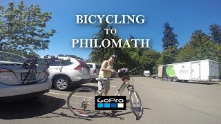 A Bike Ride to Philomath