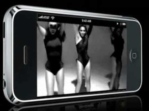 Official Beyonce Videophone World Premiere video!