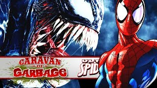 Ultimate Venom (and also Spider-man) - Caravan Of Garbage