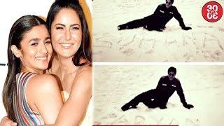 Alia-Katrina To Be Shahrukh