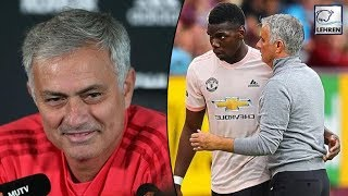 Jose Mourinho Reveals That Paul Pogba Wants To Stay With Manchester United