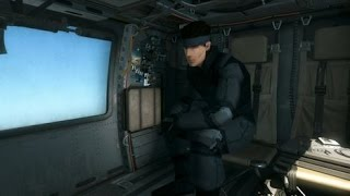 MGS1 Solid Snake Polygon Skin | MGS V Phantom Pain |  How to Unlock is in the description!
