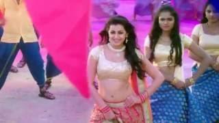 Nikki Galrani Hottest Navel Shake & Expressions
