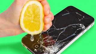 23 ELECTRIFYING LIFE HACKS WITH FOOD