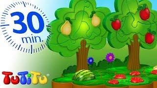 TuTiTu Specials | Fruit Puzzle | Toys For Toddlers | 30 Minutes Special