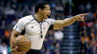 Best NBA Referee Moments!