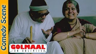 Best Of Paresh Rawal Comedy Scene - Golmaal Fun Unlimited - #IndianComedy